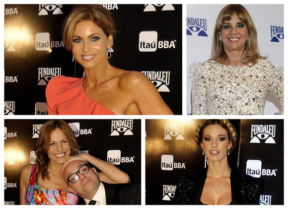 Peinados 2014 para fiestas look argentinas Fundaleu