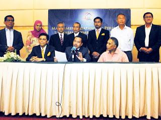 Perumahan mampu Milik 1Malaysia akan di bina sebanyak 20 ribu unik oleh KOPERASI Pembangunan Hartanah Putrajaya Bhd (KPHPB),