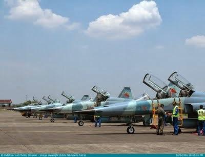 Jelang latgab, Skuadron 14-15 TNI AU fokus latihan