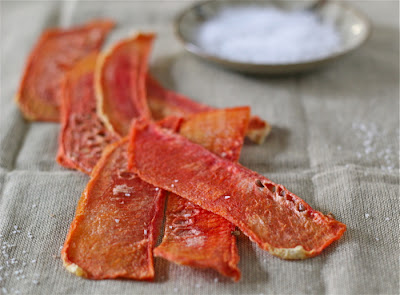 how to make dried watermelon slices