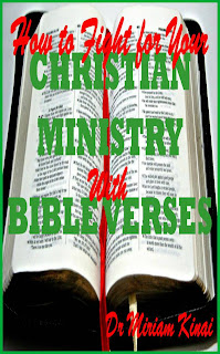 How to fight for your ministry with Bible verses