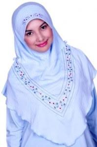 Model Jilbab Kaos