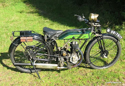 Old Royal Enfield 1925
