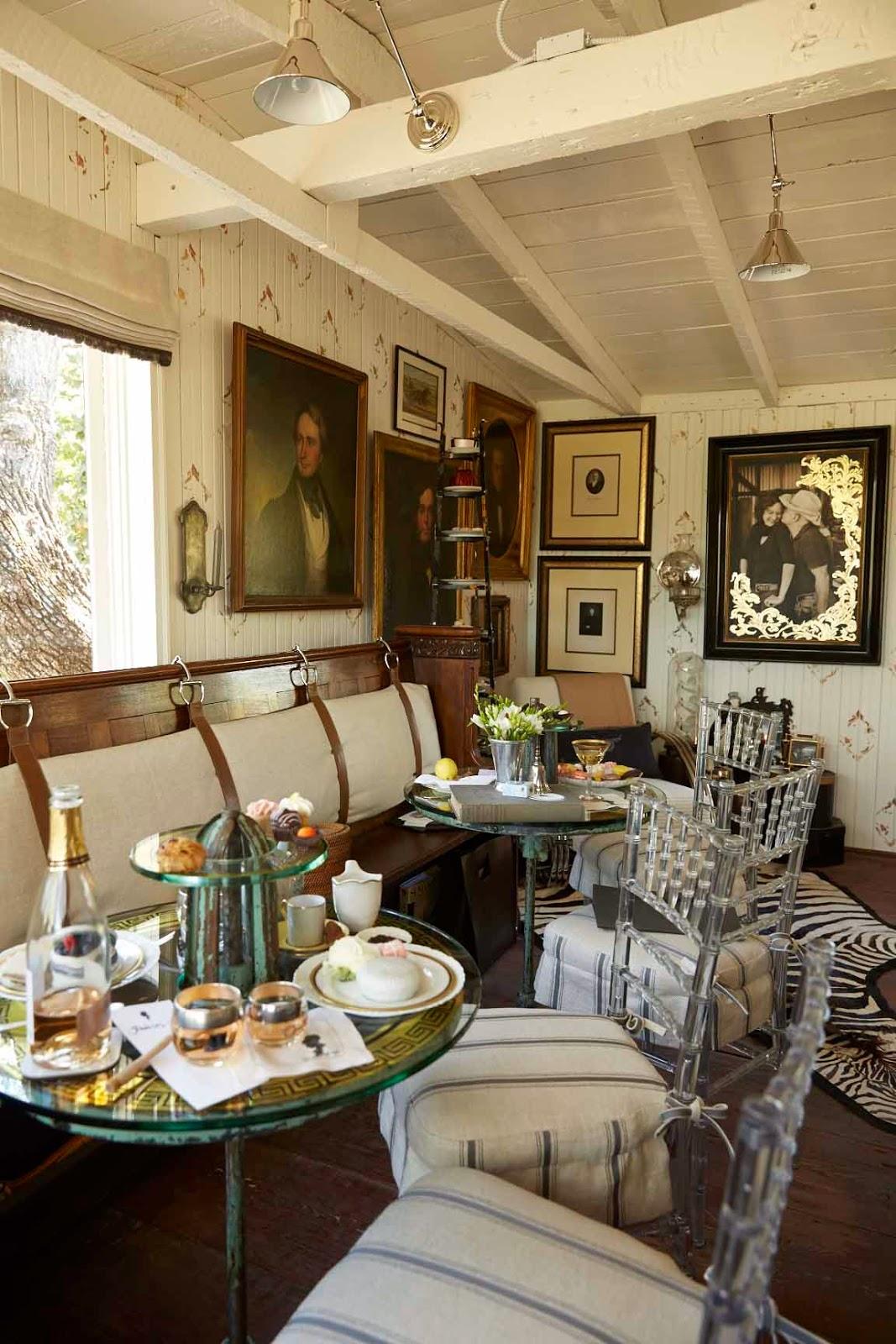 the style saloniste positively british san francisco. Black Bedroom Furniture Sets. Home Design Ideas