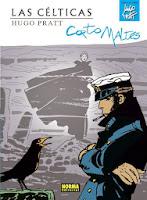 Corto Maltés: Las Célticas,Hugo Pratt,Norma Editorial  tienda de comics en México distrito federal, venta de comics en México df