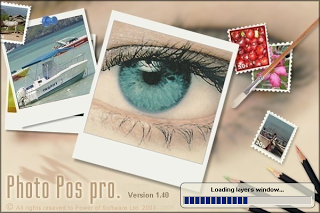 Photo Pos Pro image Editor