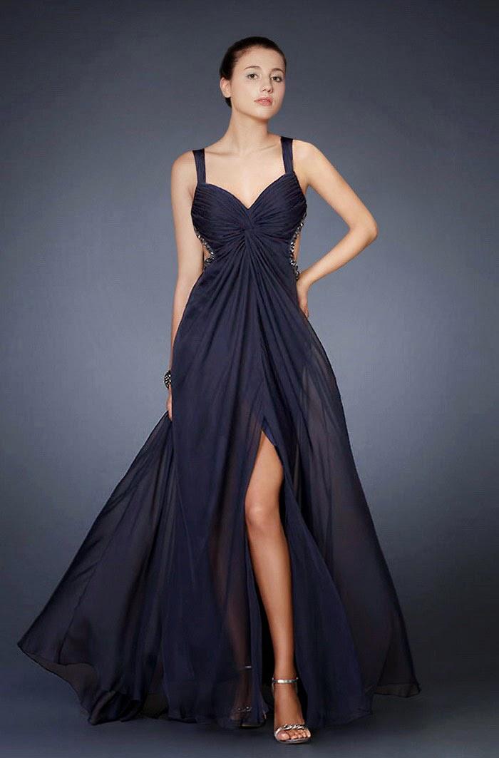 Western Designer Evening Gowns 2014-15