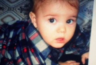 baby pictures of famous people justin bieber