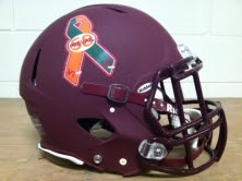 Virginia Tech will honor victims of Sandy Hook and '07 VT campus shootings in with helmet decal for Russell Athletic Bowl.