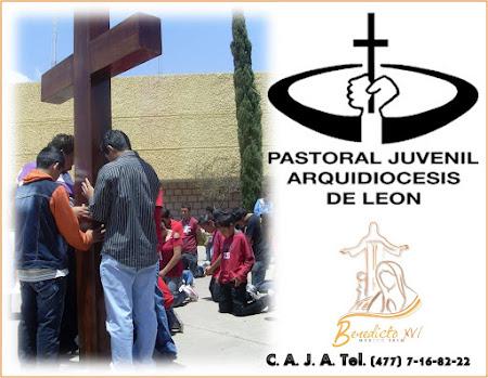Pastoral Juvenil Arquidiócesis de León