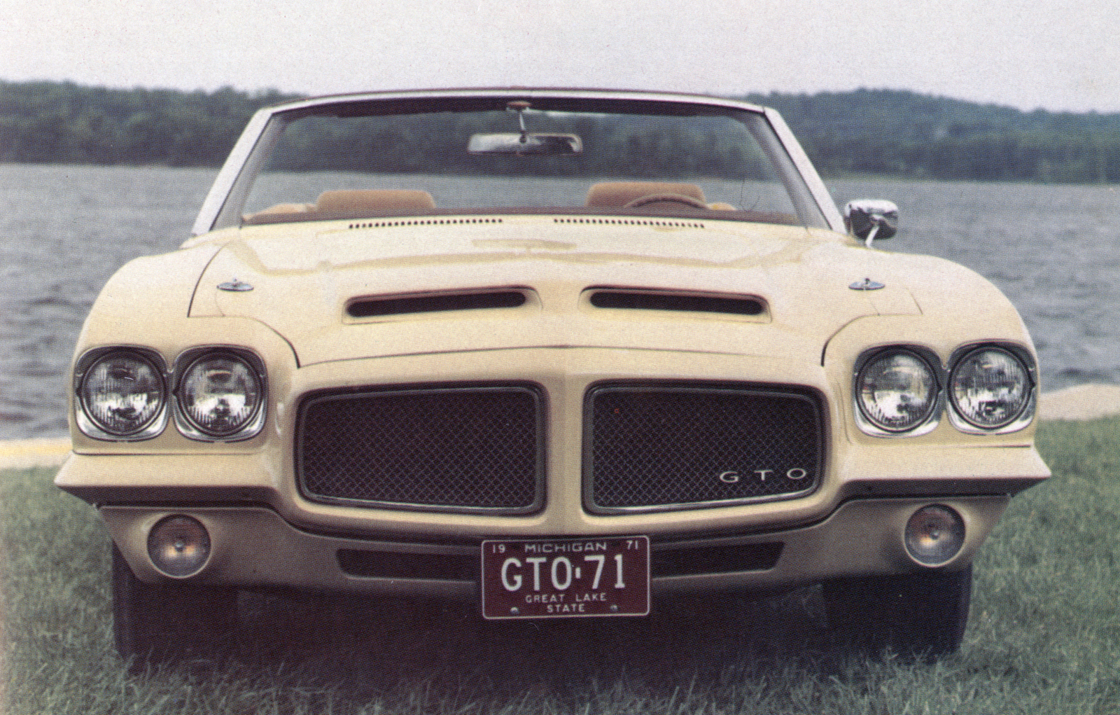... the mythical 1972 pontiac gto convertible phs collectorworld 1971 Pontiac  LeMans Wiring-Diagram Headlights the