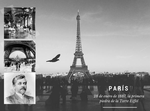 10 curiosidades sobre la Torre Eiffel