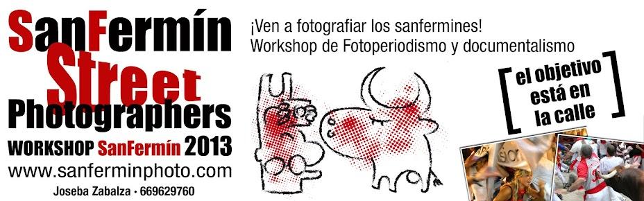 San Fermín Street Photographers
