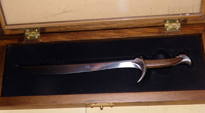 hobbit and lotr sword letter openers