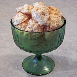 Coconut Macaroons Sweetened with Maple Syrup @ Common Sense Homesteading