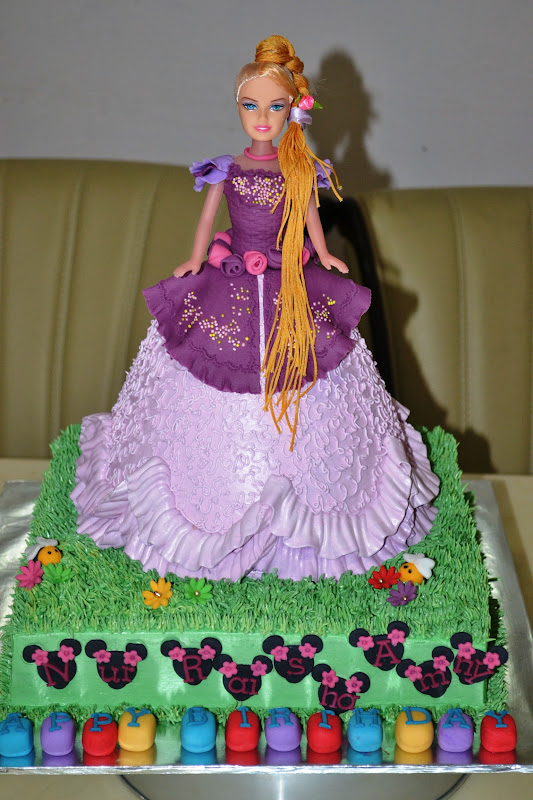 Barbie/Princess Cake
