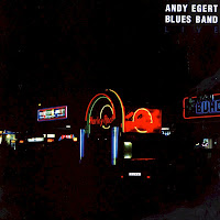 Andy Egert Blues Band - Live