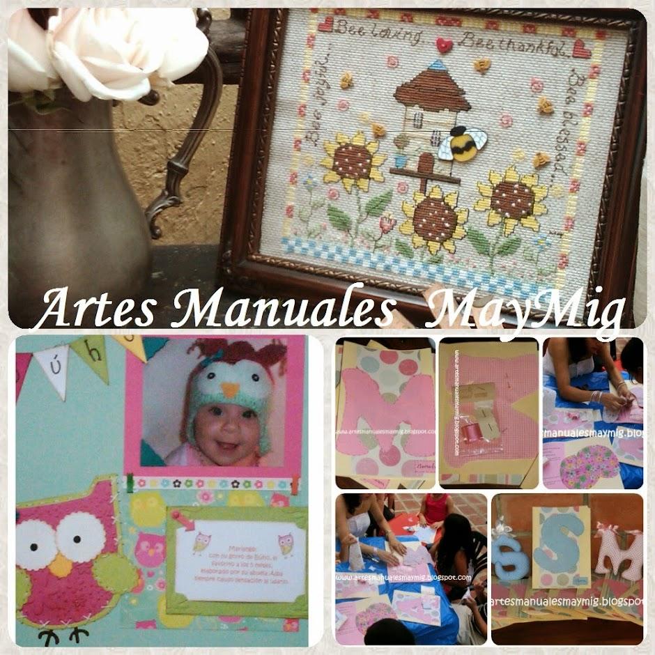 MayMig        Artes Manuales