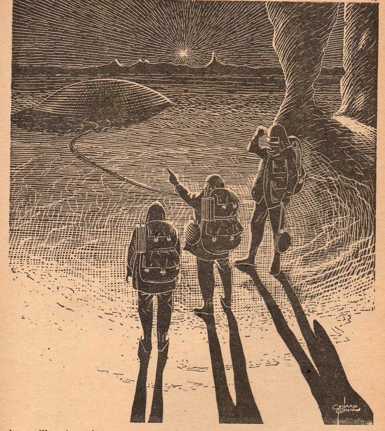 alien dust tubb e c