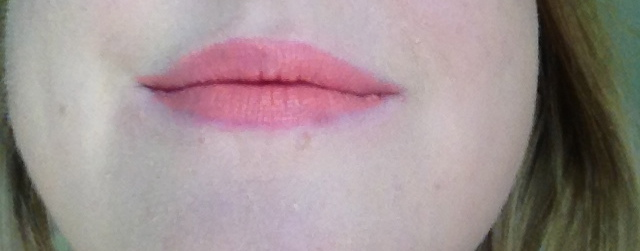 Topshop whimsical lipstick