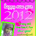 welcoming 2012..bye bye 2011
