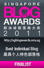 OMY Singapore Blog Awards 2011