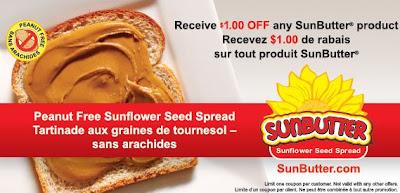sunbutter coupon canada