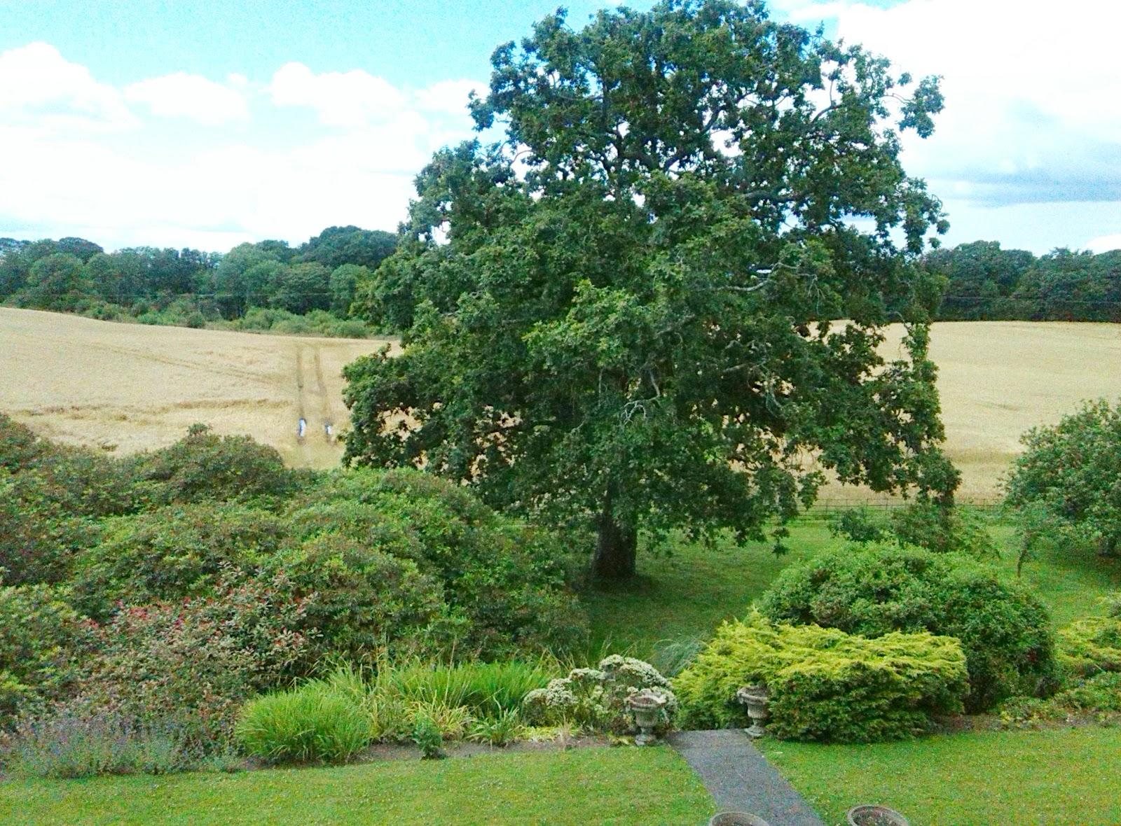Gardens of Ballinkeele House