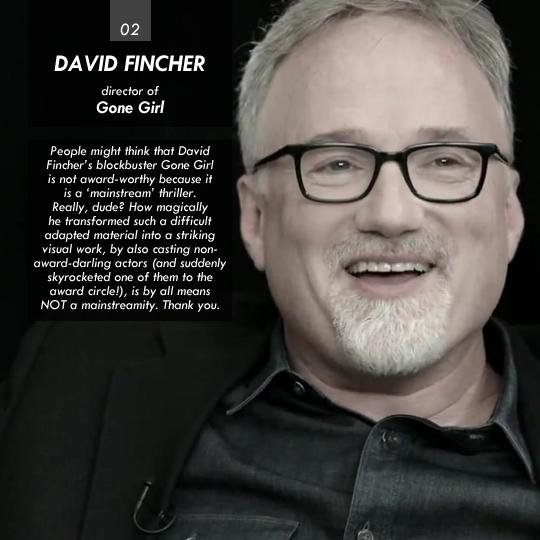 David Fincher (Gone Girl)
