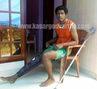 Football player, Santhosh trophy, Trikaripur, Kasaragod