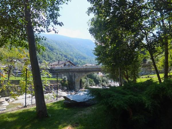 Italie Italy Aoste Aosta vallée lys walser Fontainemore