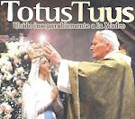 """""""Totus Tuus"""" (Todo Tuyo)"""