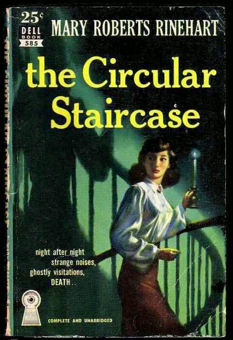 The Circular Staircase is an entertaining introduction to Mary Robers Rinehart