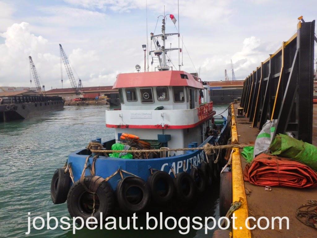 Lowongan Kapal Tug Boat untuk ABK & Chief Officer | Loker Pelaut ...