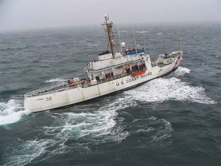 uscgc storis life and death of a cg queen april 2014