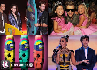 2012 Teen Choice Awards: The Show, The Winners » Gossip | 2012 Teen Choice Awards