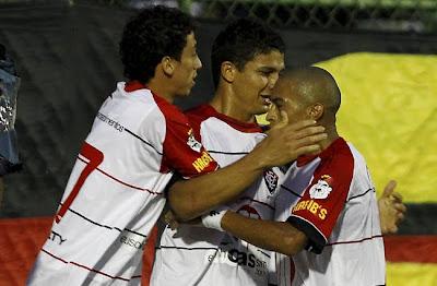 Jogadores EC Vitória - 08/05/11