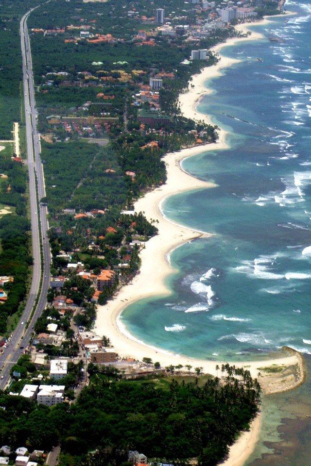 Пляжи хуан долио фото