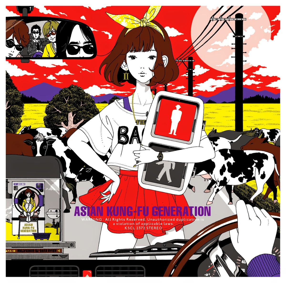 Asian Kung Fu Generation Cover Art 19