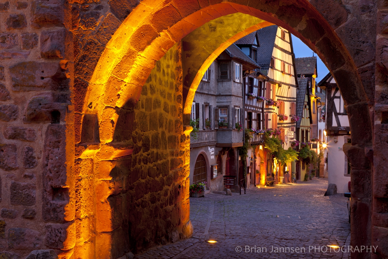welcome to enchanting riquewihr in alsace france the first of many