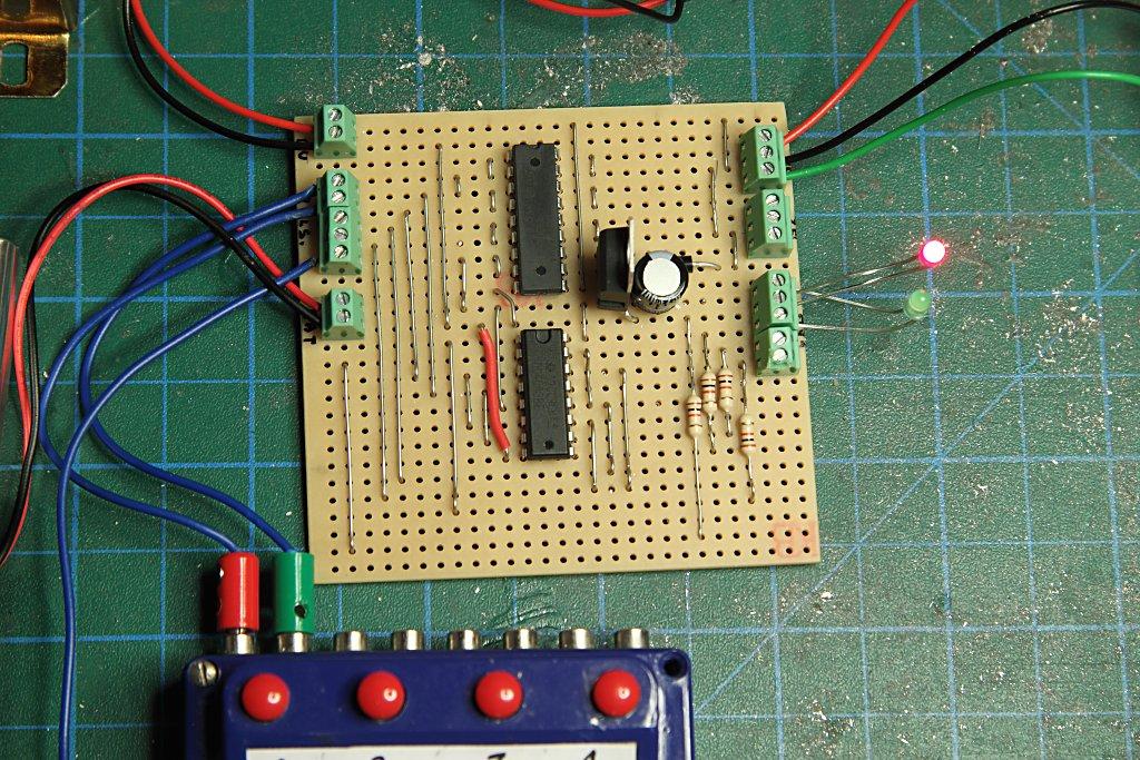 Circuito Z : Mi maqueta marklin z circuitos sencillos iii
