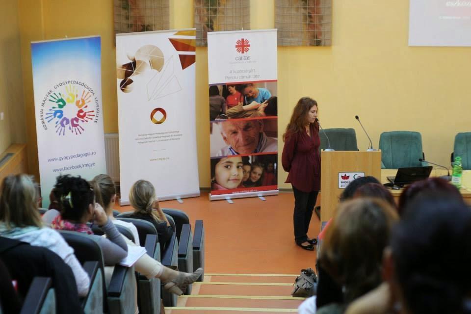 Együtt a fogyatékkal élőkért konferencia, Csíkszereda 2014.