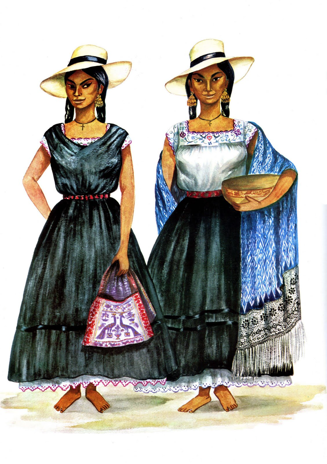 vestimenta popular: