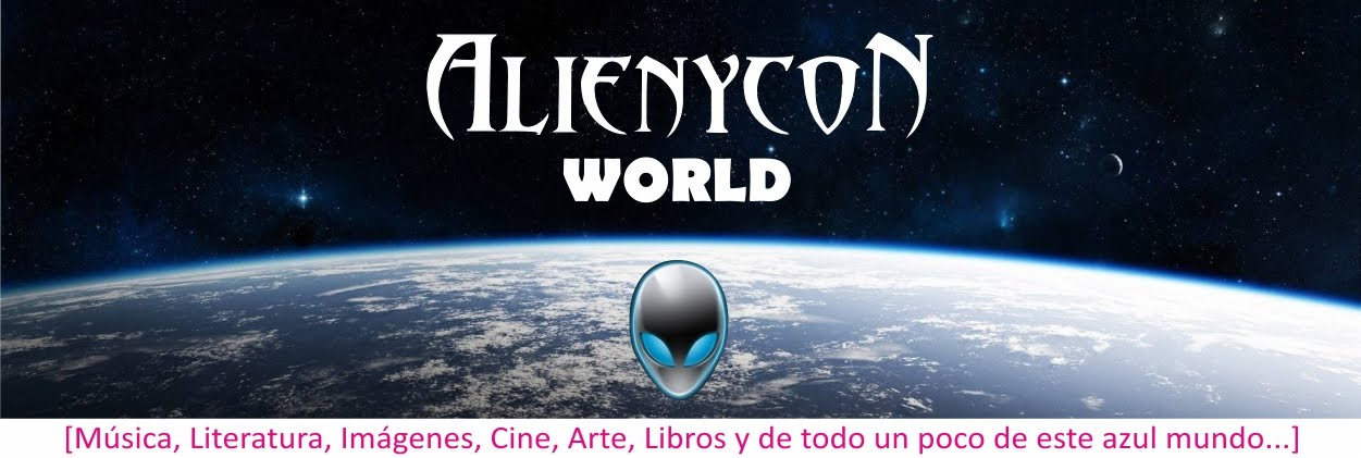 Alienycon WORLD