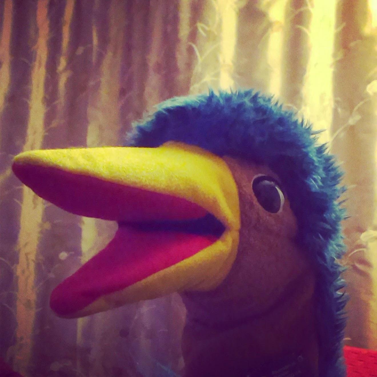 Emu toy