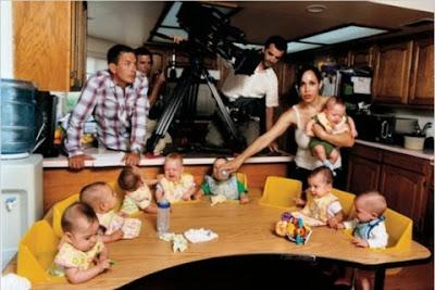 Anak Paling Ramai Selamat Dalam Satu Kelahiran (8 orang)