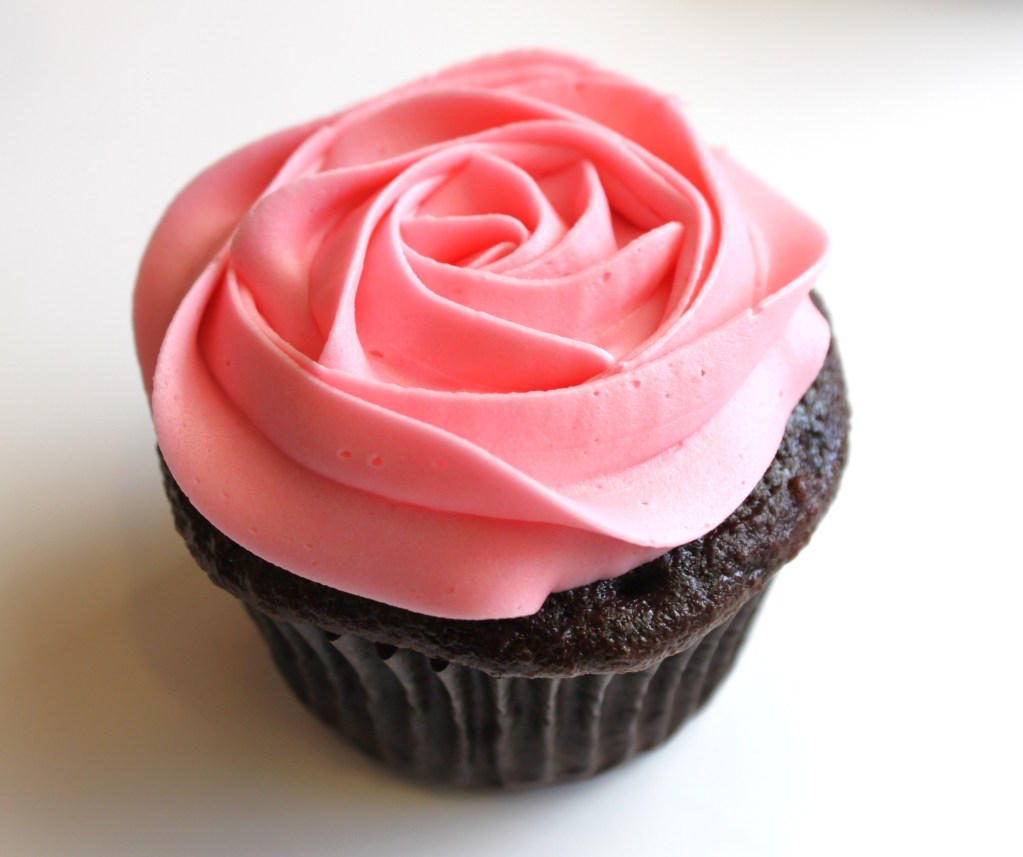 Dhe Cup Cake: Choco Cup Cake