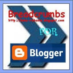 blogger breadcrumbs