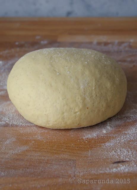 Pasta alla vaniglia
