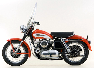 Wild Bikez Harley Davidson Model K